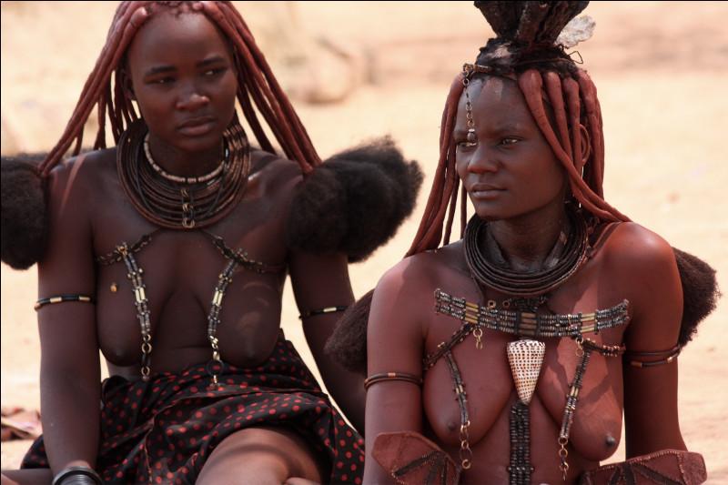 Dans lequel de ces pays peut-on aller à la rencontre des Himbas ?