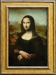 """Il est l'auteur de """"La Joconde"""", peinte entre 1503 et 1506 :"""