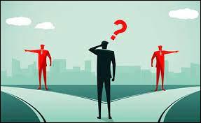 Avant de prendre une décision, que fais-tu ?
