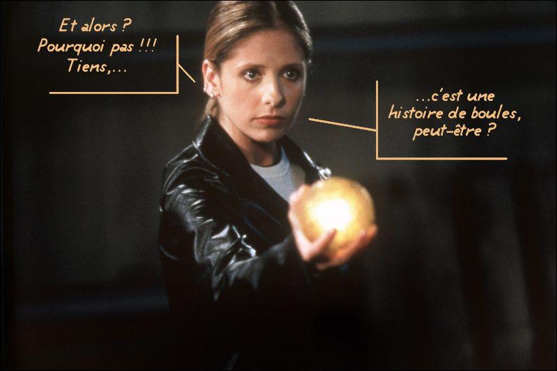 """19 janvier (1981) > Naissance de Buffy Summers, qui a incarné pour de nombreuses femmes un modèle d'« empowerment » (""""affirmation et/ou renforcement du pouvoir""""). Qui était-ce ?"""