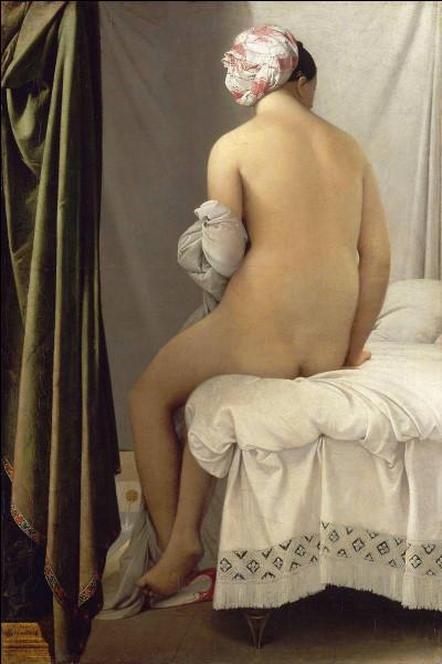 """Qui a peint """"La baigneuse de Valpinçon"""" ?"""