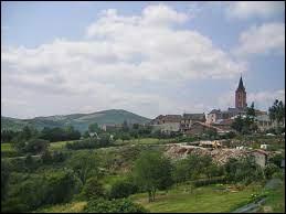 Commune du Massif Central, dans le sud de l'Aveyron, Broquiès se situe en région ...