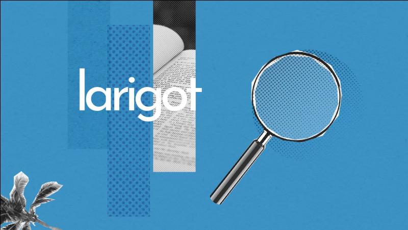 """Dans l'expression """"à tire-larigot"""", que désigne le mot """"larigot"""" ?"""