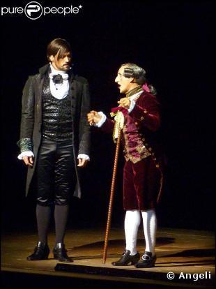 Qui est le monsieur à côté de Salieri ?