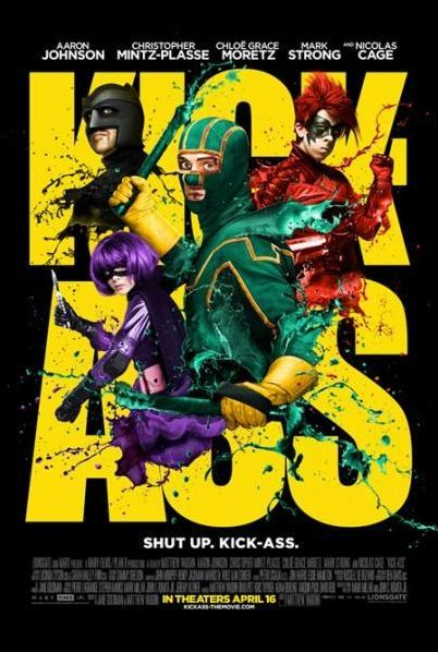 Film de geek : Kick-Ass (Partie 1)