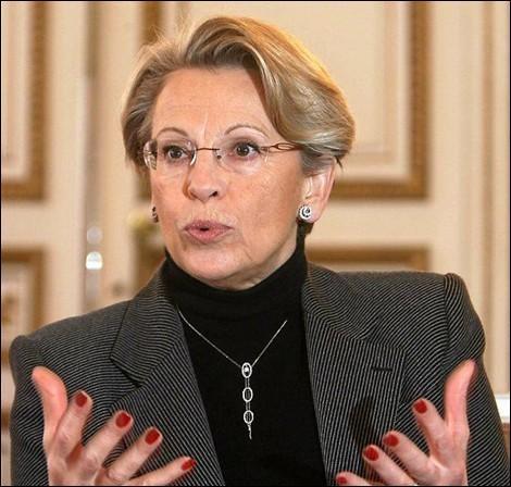 Elle occupe ou a occupé les fonctions de : Maire de Saint-Jean-de-Luz, Ministre d'État, garde des Sceaux, ministre de la Justice et des Libertés de la France