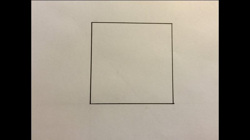 Combien le carré a-t-il de côtés ?
