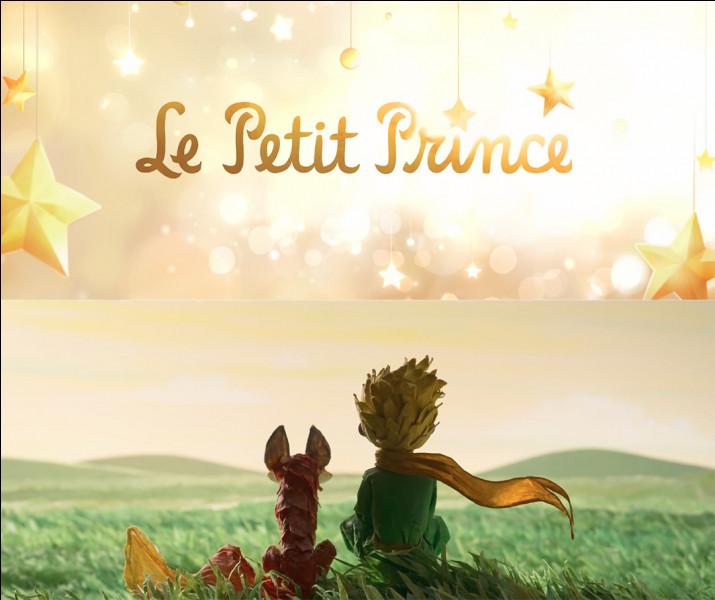 """Qui a écrit le """"Petit Prince"""" ?"""