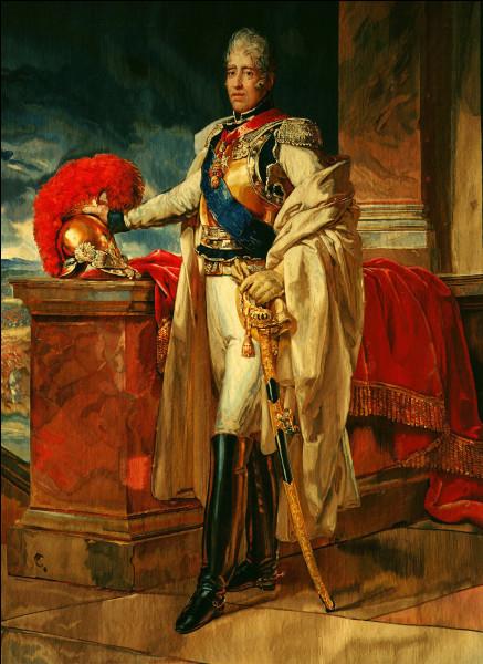 Qui était Louis XV pour Charles X ?