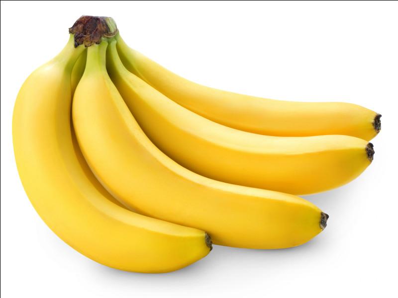 Comment appelle-t-on la phobie des bananes ?