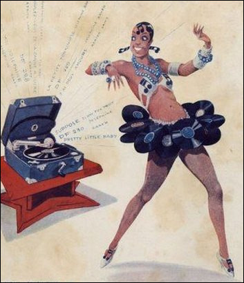 Quelle est cette danseuse et chanteuse qui fit le succès du disque dans les année 30 ?