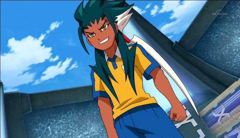 Dans le jeu ''Inazuma Eleven go Chrono Stone'', qui est le meilleur attaquant (celui qui a le plus de valeur de puissance de frappe) ?