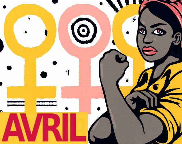 150 dates pour fêter les femmes (avril)