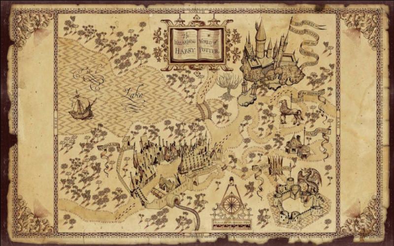 Qui est le 5e propriétaire de la carte du Maraudeur ?