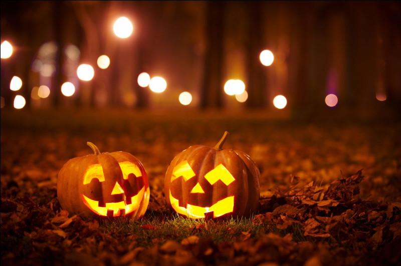 Quel événement se passe lors d'Halloween ?