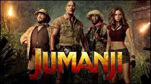 """""""Jumanji"""" est :"""