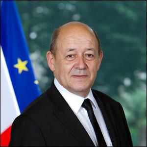 Je suis ministre de l'Europe et des Affaires étrangères. Qui suis-je ?