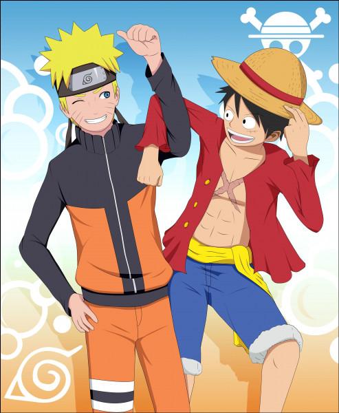 """Le manga """"Naruto"""" est plus vendu que le manga """"One Piece"""" dans le monde :"""