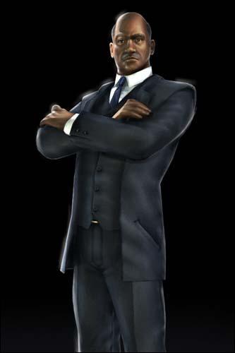 Qui est le chef des opérations d'Echelon 3 ?