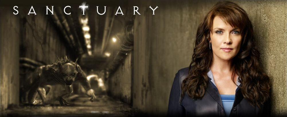 La série Sanctuary (saison 1)