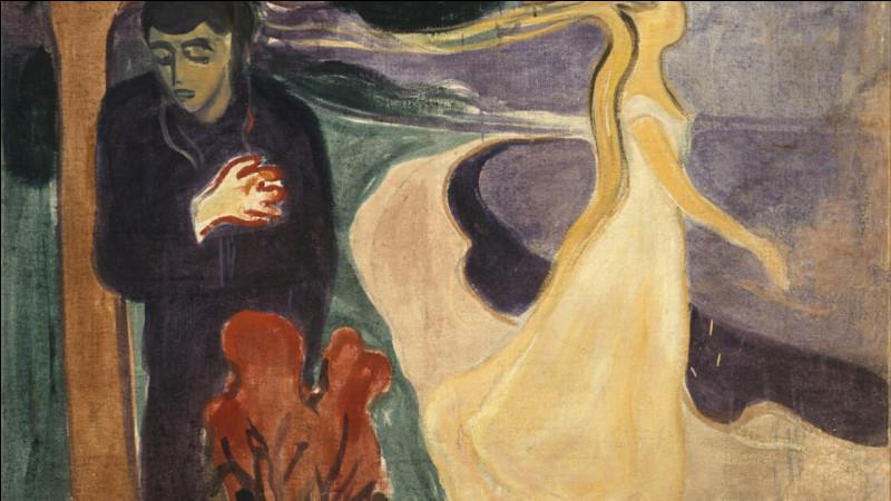 De quelle nationalité Edward Munch était-il ?