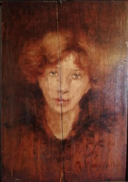 """Qui a peint le tableau """"Portrait de jeune femme"""" ?"""