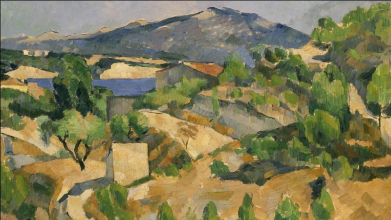Quel mouvement pictural russe s'est inspiré de Cézanne ?