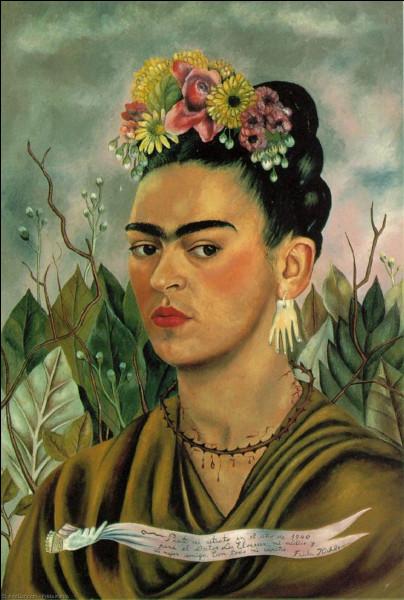 En quelle année Frida Kahlo est-elle décédée ?
