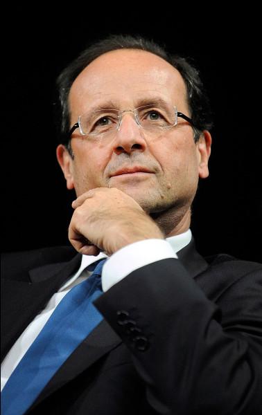 Qui arriva en troisième position lors de l'élection présidentielle de 2012 ?
