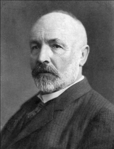 Le mathématicien Georg Cantor a principalement vécu…Indice : La Commune de Paris.