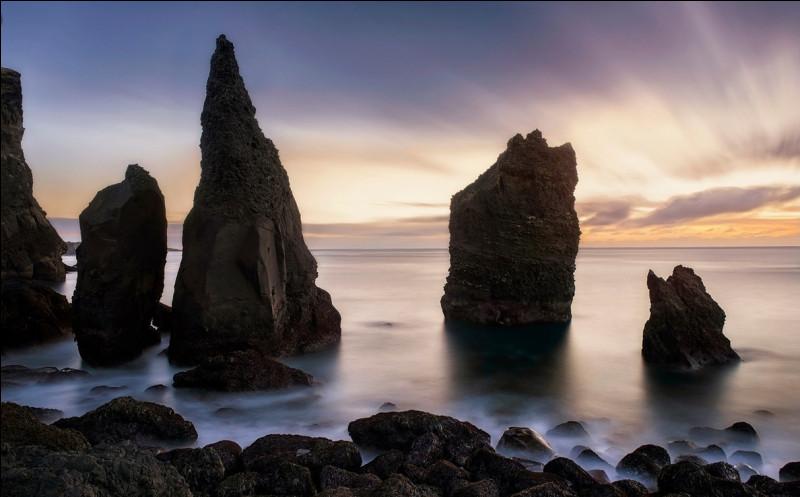 Quelle est la plus petite région d'Islande ?
