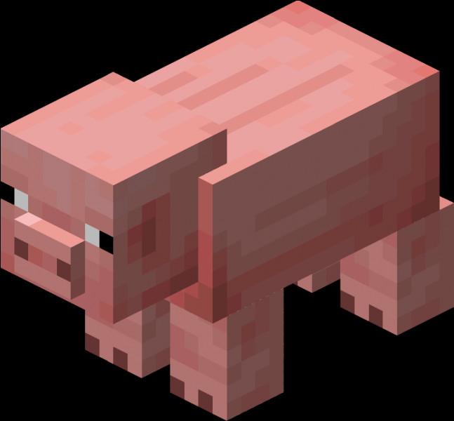 Que mangent les cochons ?