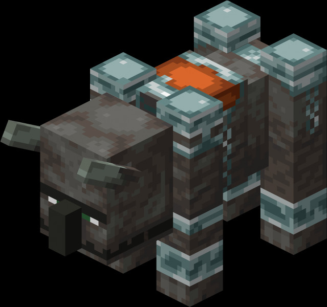 Comment se nomme la sorte de taureau des pillards ?