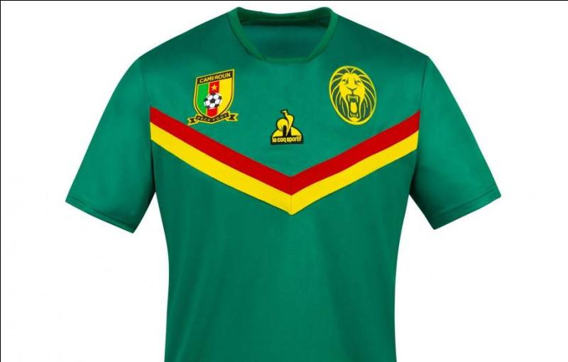 À quel club appartient ce maillot de football ?
