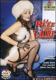 Je suppose que ''La Ruée vers Laure'' n'a rien à voir avec ''La Ruée vers l'or'', un film de...