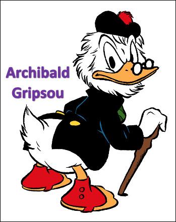 Est-ce l'oncle de Donald Duck ?