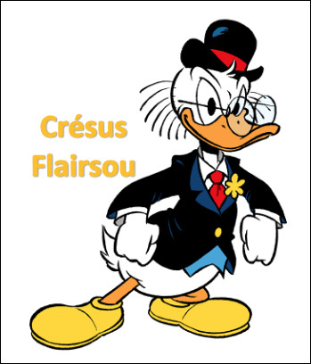 Est-ce le grand-oncle de Donald Duck ?