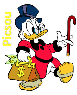 Est-ce le père de Donald Duck ?