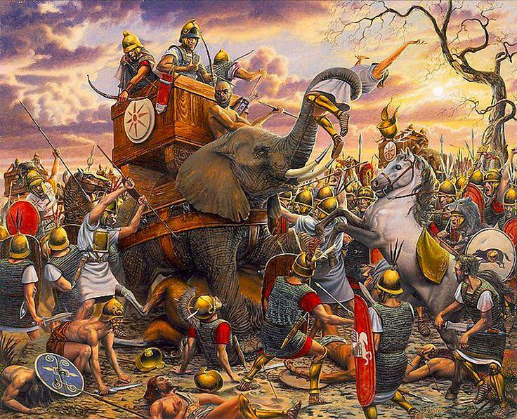 Guerres de l'Antiquité