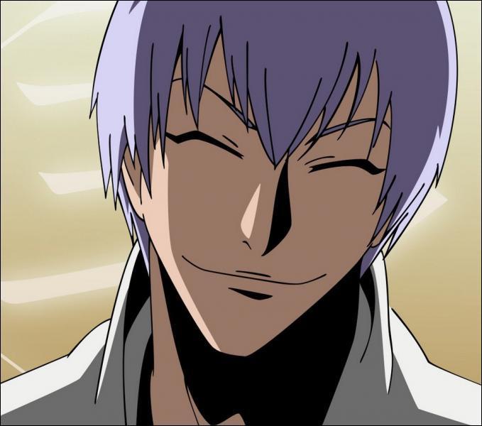 (Gin Ichimaru) Qui l'accuse en premier du «meurtre» d'Aizen ?