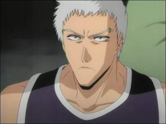 (Muguruma Kensei) Quel vice-capitaine a-t-il énormément inspiré depuis qu'il lui a sauvé la vie ?