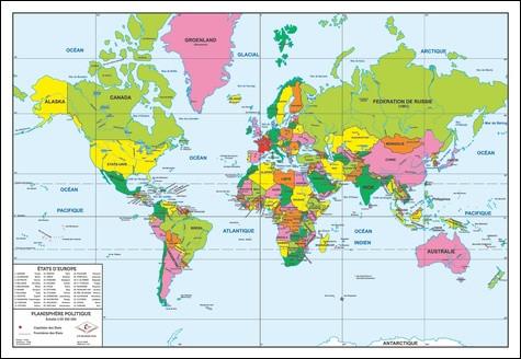 Quel pays du monde est le seul à avoir une capitale commençant par un I ?