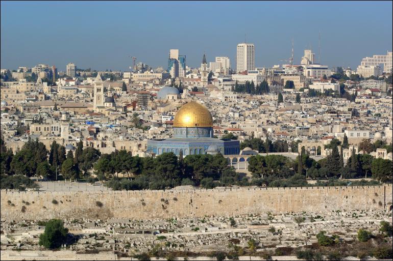 Quel est ce pays du Moyen-Orient qui borde la mer Méditerranée et qui a comme capitale Jérusalem ?