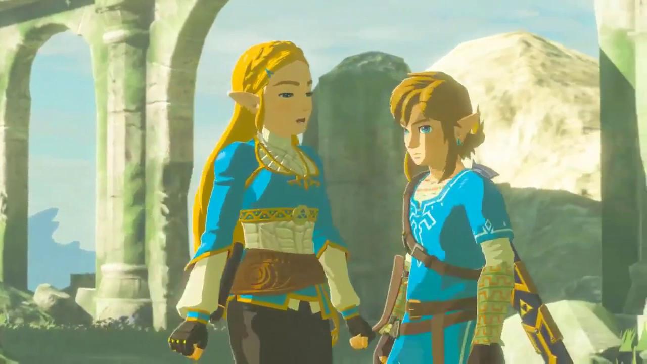 Quel personnage de ''Zelda'' es-tu ?