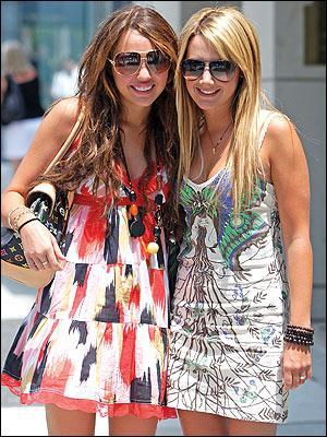 Qui est avec Miley Cyrus ?