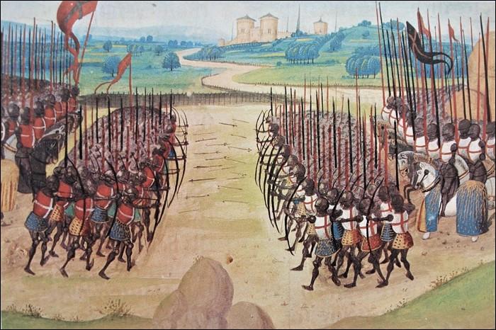 Quelles sont les dates de la guerre de Cent Ans ?