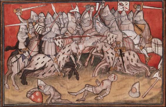 Pourquoi la Bretagne fut un théâtre d'opérations secondaire lors de la guerre de Cent Ans ?