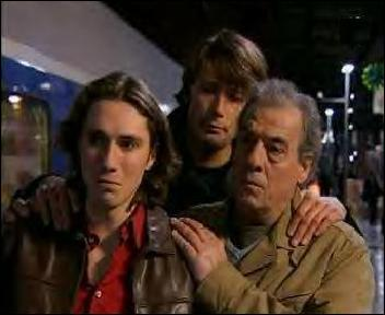 Pourquoi ces trois personnages sont-ils tristes?