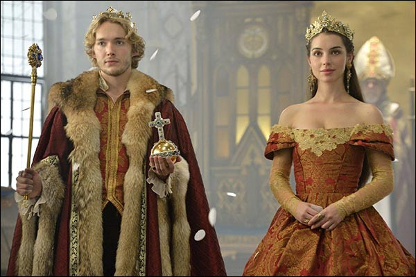 Alors que François et Marie règnent à présent sur l'Écosse et la France, quelle maladie va ravager le château ?