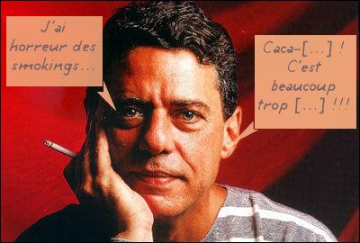 Que dire sinon qu'il est parmi les plus grands auteurs et compositeurs du Brésil, et ce n'est pas rien ?